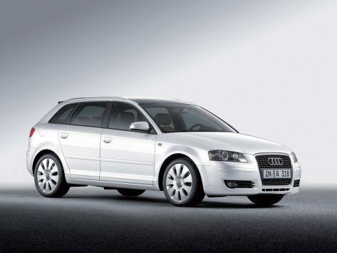 Audi A3 (8P) 06.2004 - 06.2008