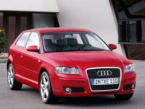 Audi A3 (8P) 06.2005 - 06.2008