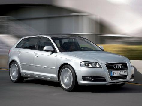 Audi A3 (8P) 04.2008 - 10.2012