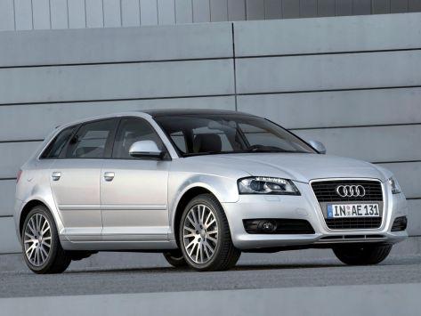 Audi A3 (8P) 04.2008 - 02.2013