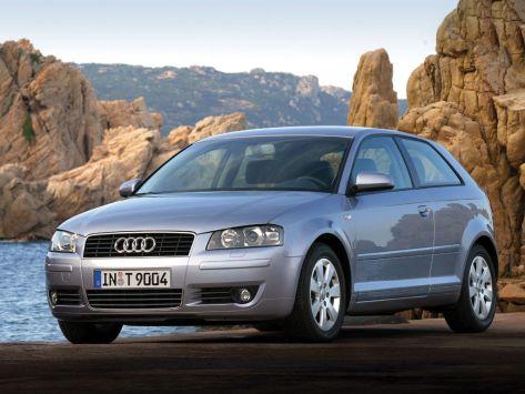 Audi A3 (8P) 03.2003 - 05.2005