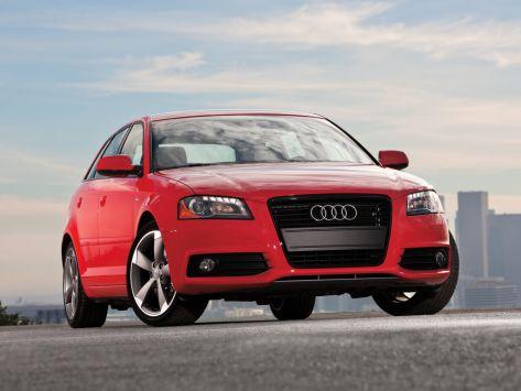 Audi A3 (8P) 04.2008 - 12.2013