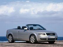 Audi A4 2000, открытый кузов, 2 поколение, B6