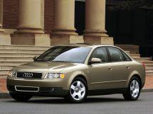 Audi A4 2000, седан, 2 поколение, B6