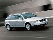 Audi A4 2000, универсал, 2 поколение, B6