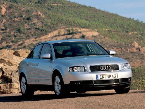 Audi A4 (B6) 11.2000 - 11.2004