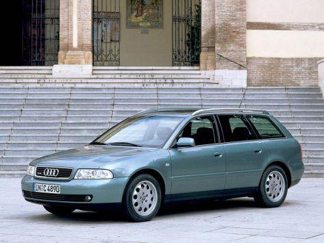 Audi A4 (B5) 02.1999 - 09.2001