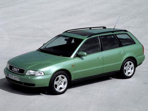 Audi A4 (B5) 01.1996 - 07.1996