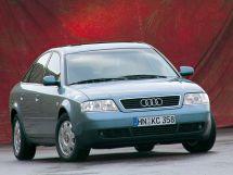 Audi A6 1997, седан, 2 поколение, С5