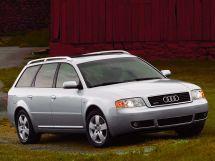 Audi A6 рестайлинг 2001, универсал, 2 поколение, С5