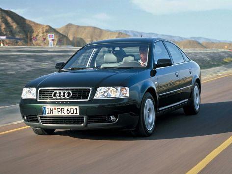 Audi A6 (С5) 05.2001 - 03.2004