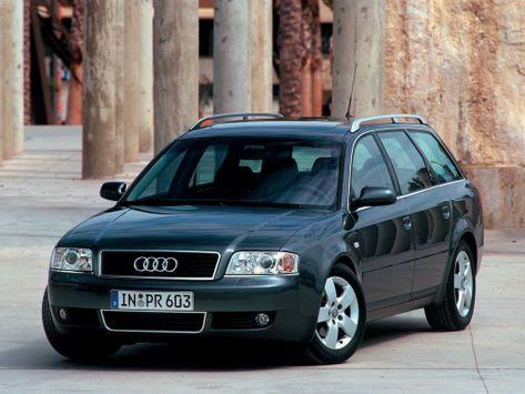 Audi A6 (С5) 05.2001 - 10.2004