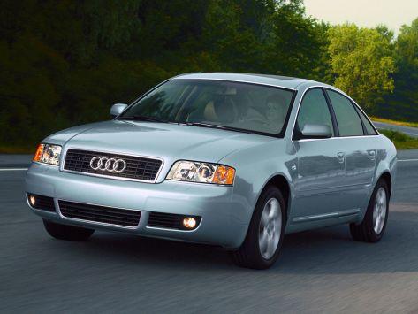 Audi A6 (С5) 05.2001 - 04.2004