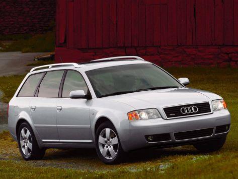Audi A6 (С5) 05.2001 - 02.2005