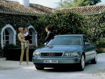 Audi A8 1994, седан, 1 поколение, D2