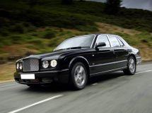 Bentley Arnage 2 поколение, 09.2007 - 09.2009, Седан