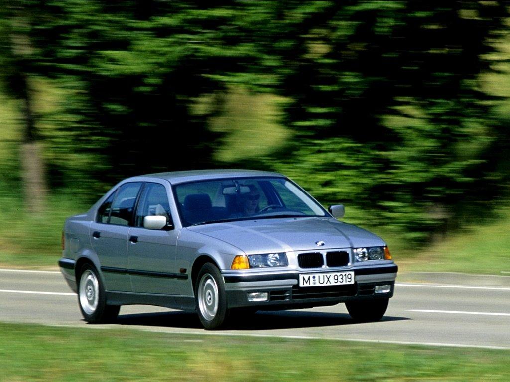 bmw 3 1993 1.8 мт технические характеристики