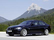 BMW 3-Series 5 поколение, 12.2004 - 08.2008, Седан