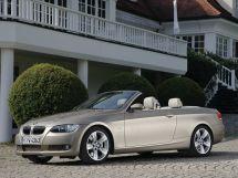 BMW 3-Series 5 поколение, 09.2006 - 02.2010, Открытый кузов