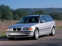 BMW 3-Series 1998, универсал, 4 поколение, E46