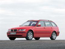 BMW 3-Series рестайлинг 2001, универсал, 4 поколение, E46