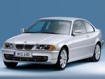 BMW 3-Series 1998, купе, 4 поколение, E46