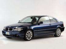 BMW 3-Series рестайлинг 2003, купе, 4 поколение, E46