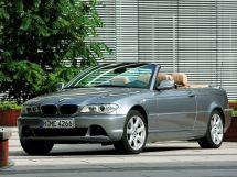 BMW 3-Series рестайлинг, 4 поколение, 03.2003 - 02.2007, Открытый кузов