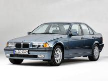 BMW 3-Series 1990, седан, 3 поколение, E36