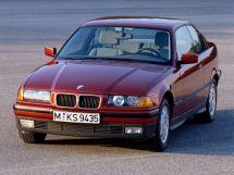 BMW 3-Series 1992, купе, 3 поколение, E36