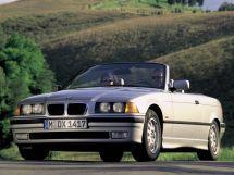 BMW 3-Series 1993, открытый кузов, 3 поколение, E36