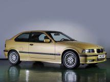 BMW 3-Series 1994, хэтчбек, 3 поколение, E36