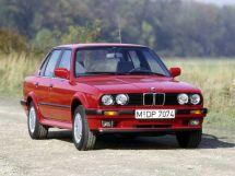 BMW 3-Series 1983, седан, 2 поколение, E30