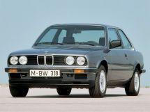 BMW 3-Series 1981, купе, 2 поколение, E30