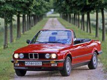 BMW 3-Series 1985, открытый кузов, 2 поколение, E30