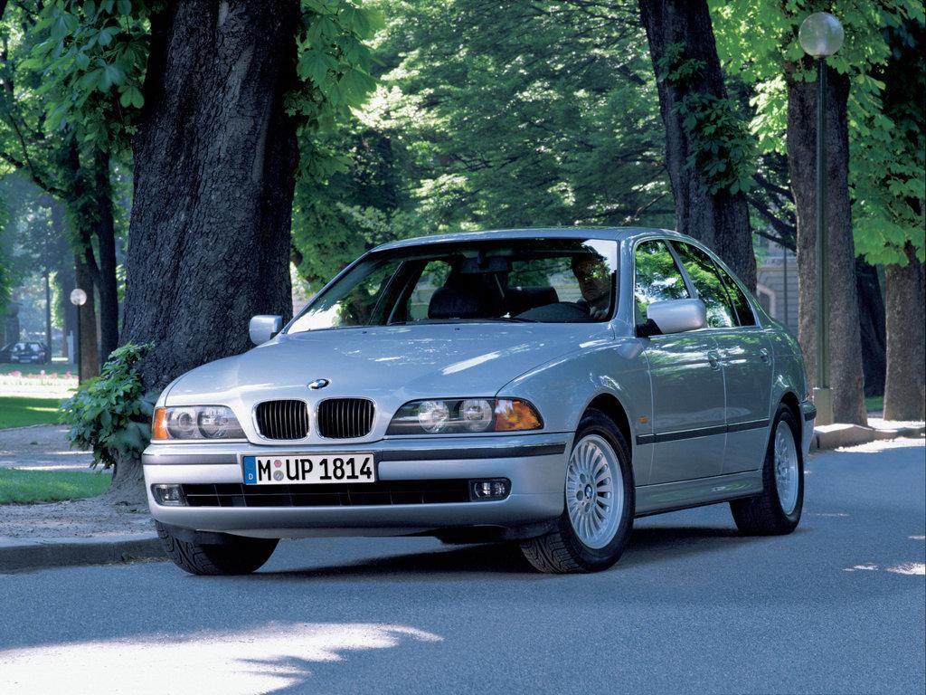 характеристики bmw 530 1995 года объем 2,5 и 2,2
