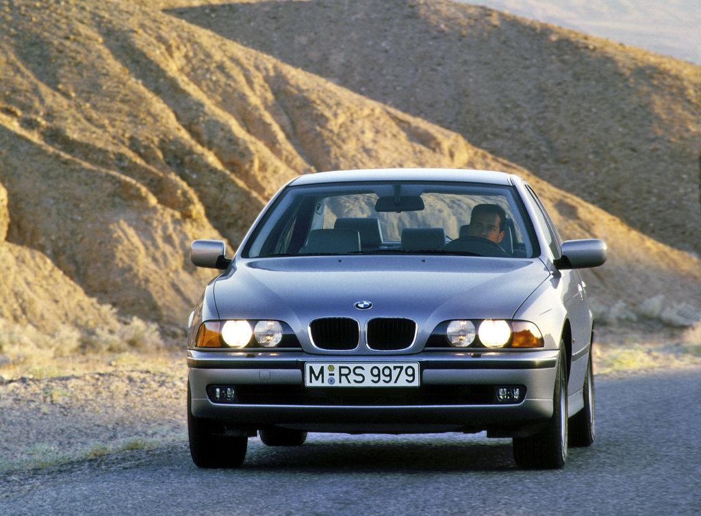 bmw 520i 1999 отзывы