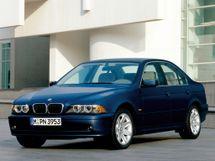 BMW 5-Series рестайлинг, 4 поколение, 09.2000 - 08.2003, Седан
