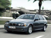 BMW 5-Series рестайлинг, 4 поколение, 09.2000 - 03.2004, Универсал