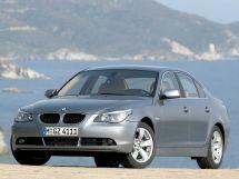 BMW 5-Series 2003, седан, 5 поколение, E60
