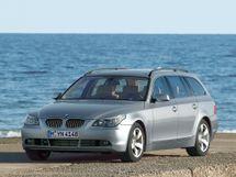 BMW 5-Series 2004, универсал, 5 поколение, E61