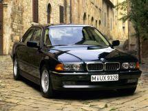 BMW 7-Series 1994, седан, 3 поколение, E38