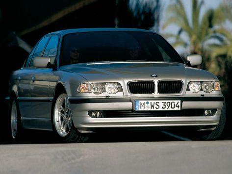 BMW 7-Series (E38) 09.1998 - 10.2001