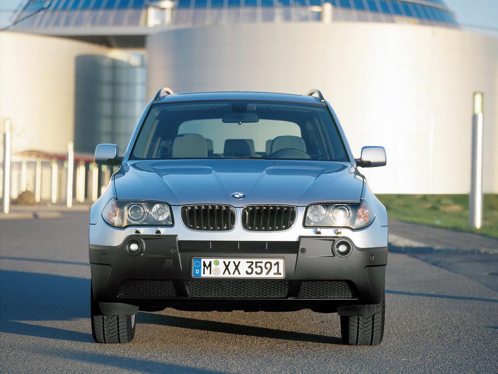 2006 bmw x3 specs