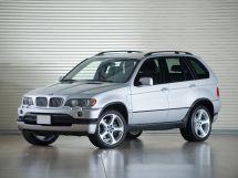 BMW X5 1999, suv, 1 поколение, E53