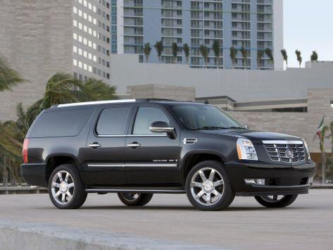 Cadillac Escalade (GMT900) 09.2006 - 01.2014