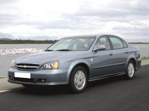 Chevrolet Evanda 2004, седан, 1 поколение
