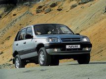 Chevrolet Niva 1998, джип/suv 5 дв., 1 поколение