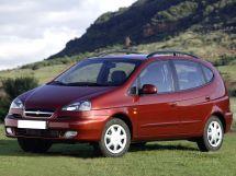 Chevrolet Rezzo 2004, минивэн, 1 поколение