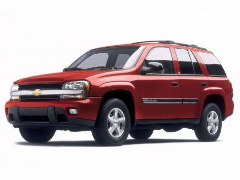 Chevrolet TrailBlazer (GMT360) 08.2001 - 12.2006